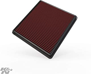 K&N Engine Air Filter: High Performance, Premium, Washable, Replacement Filter:..