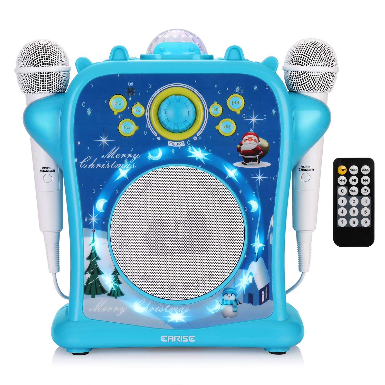 Karaoke Portable Bluetooth Microphones Supports