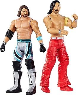 WWE Wrestlemania AJ Styles vs Shinsuke Nakamura 2-Pack