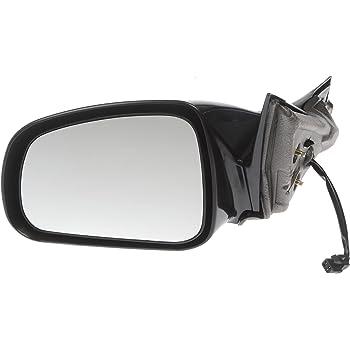 Heated for Select Nissan Models Dorman 955-1207 Driver Side Power Door Mirror Black