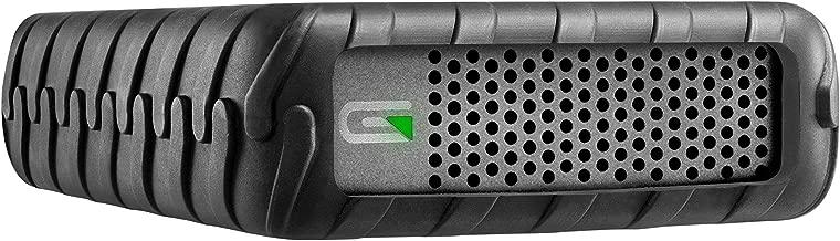 Glyph BlackBox Pro 1TB External Hard Drive 7200 RPM, USB-C (3.1,Gen2) BBPR1000 (Renewed)