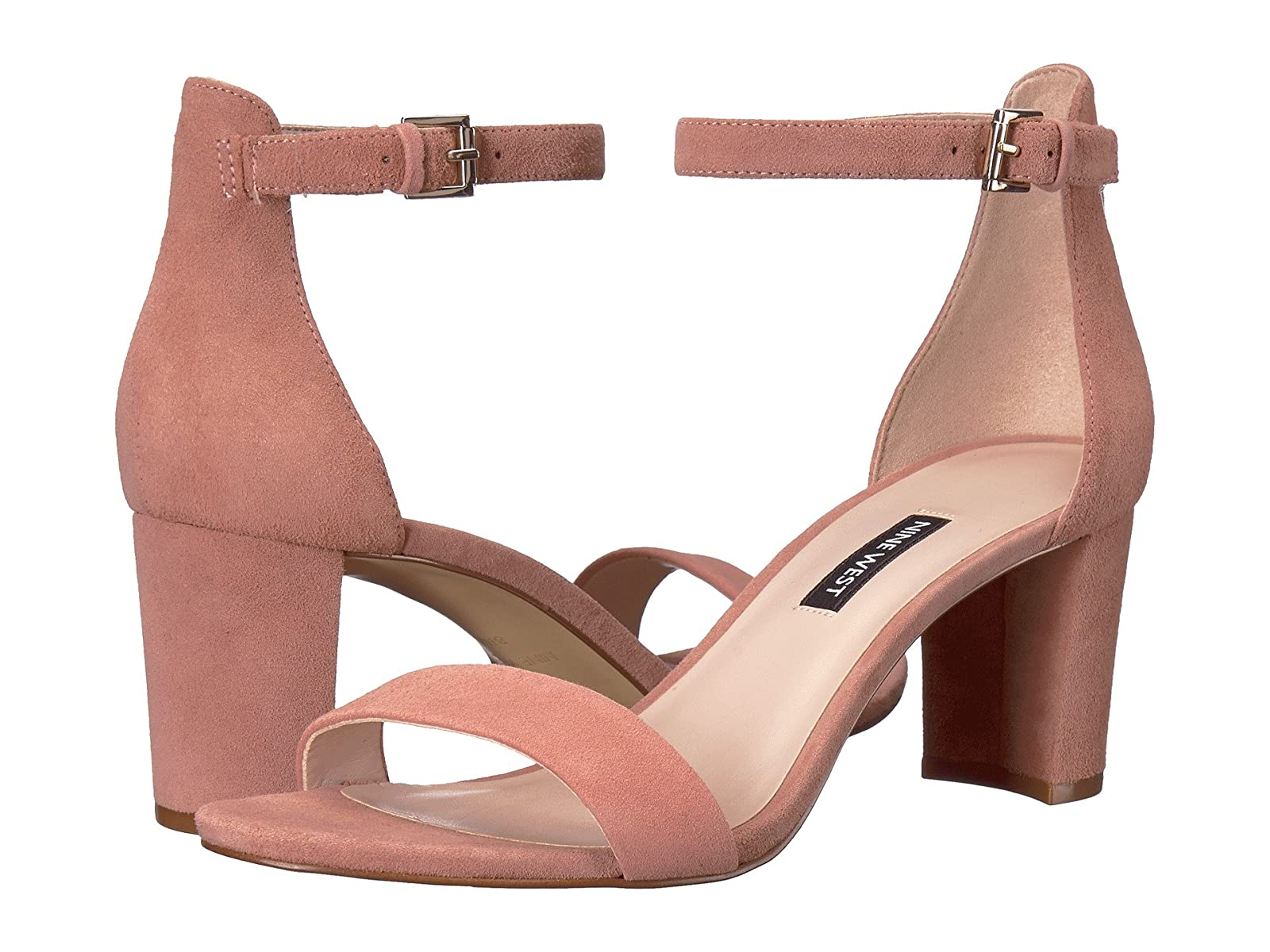 Nine West Pruce Block Block Pruce Heel Sandal c17372