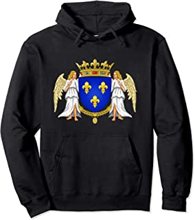 House of Valois Coat of Arms Capetian Dynasty Capet History Pullover Hoodie