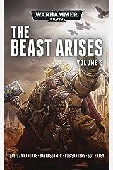 The Beast Arises Omnibus Volume 3 (Warhammer 40,000) Kindle Edition