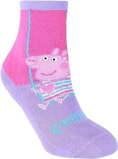 Calcetines morados Peppa Pig