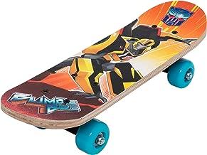 JOY TOY 96799 Transformers Wood Mini Skateboard, 43 x 12 x 8 cm