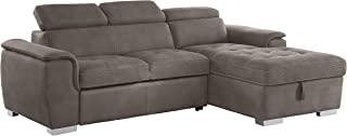 Best sectional with sleeper and storage Reviews