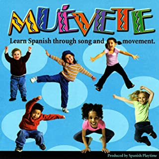 Muévete- Learn Spanish Through Song and Movement