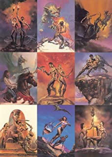 boris vallejo cards
