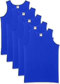 Fruit of the Loom Men's Athletic Lightweight Vest (Pack of 5)