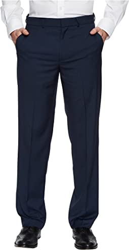 Straight Fit Stretch Dress Pants