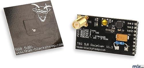 aquí tiene la última TBS Dominator Rx Rx Rx (5G8) receptor  sorteos de estadio