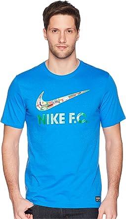 Nike FC Tee Swoosh Flag