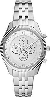 Women's Scarlette Mini Hybrid Smartwatch HR with Always-On Readout Display, Heart Rate, Activity Tracking, Smartphone Notifications, Message Previews