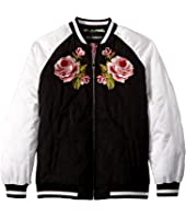 Dolce & Gabbana Kids - Down Jacket -Short (Big Kids)