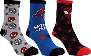 3 x calcetines SPIDERMAN