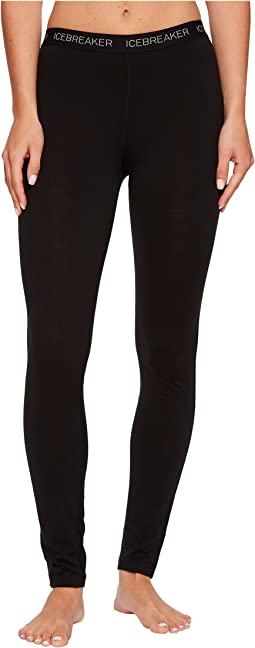 Oasis Mid-Weight Merino Legging