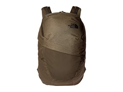The North Face Aurora (New Taupe Green Light Heather/British Khaki) Backpack Bags