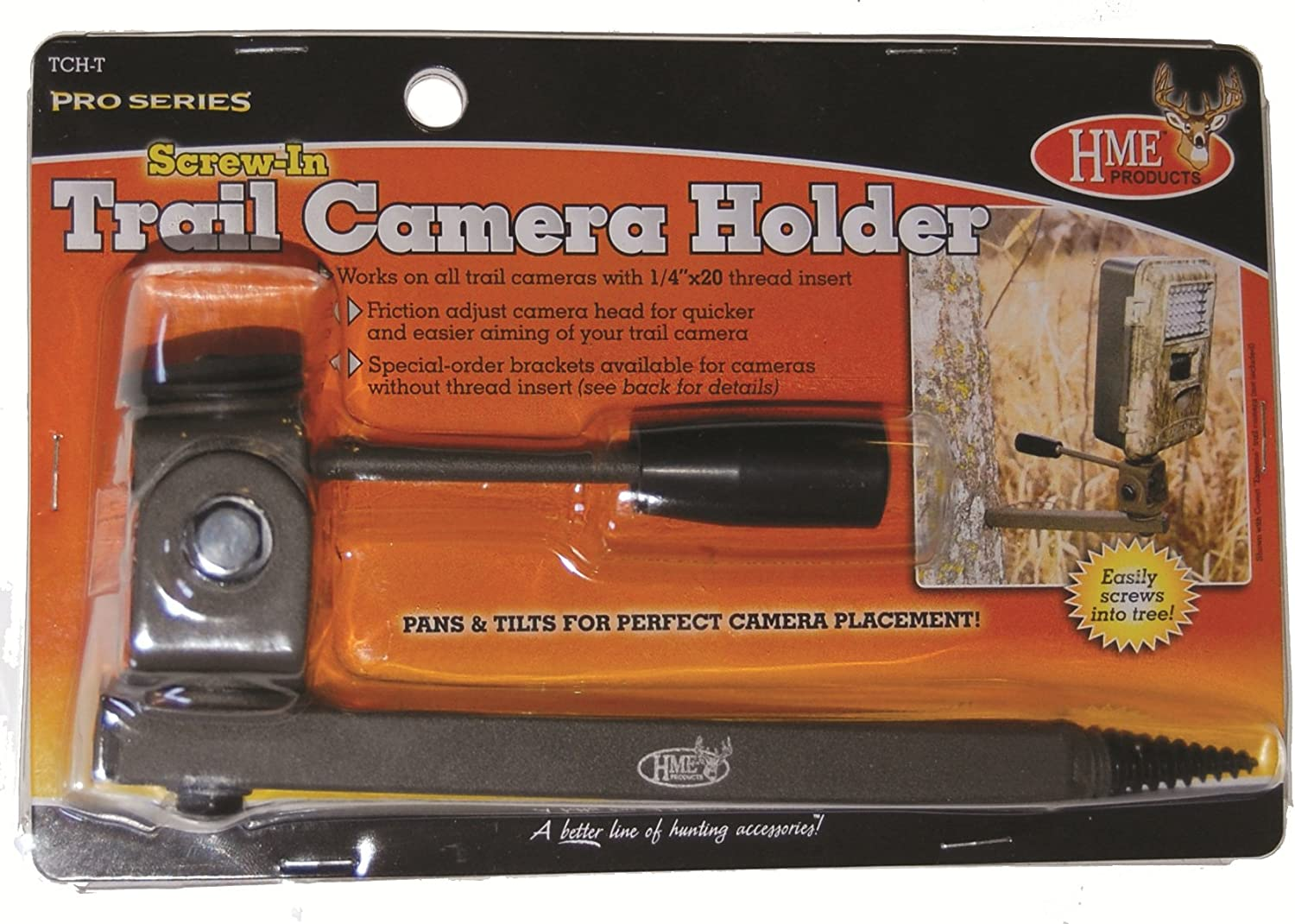 HME Products Men's Tree Trail Camera 4