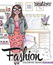 Fashion Coloring Book: Volume Two: Illustrating Everyday Women Everyday-ish