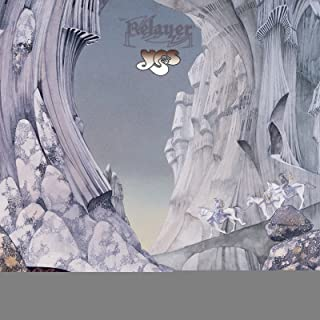 Da Bang YES - Relayer Album Cover Art Print Poster 12 x 12