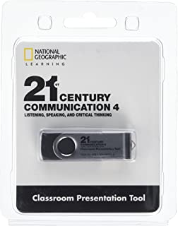 21st Century Communication 4: Listening, Speaking and Critical Thinking: Classroom Presentation Tool