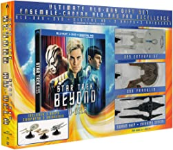 Best Star Trek: Beyond (Ultimate Blu-ray Giftset) (Blu-ray / DVD) (Blu-ray) Review