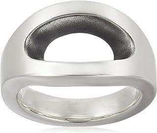 [多蒙罗] Dr MONROE 椭圆形戒指 925银