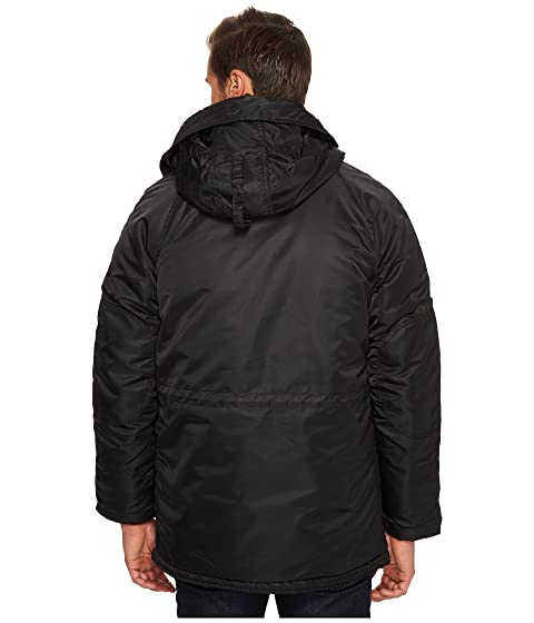 Negro Piel 3B Marrón Coat Slim Industries N Fit Alpha 8SYCqw