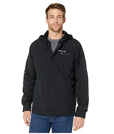 Columbia Tech Trailtm Shirt Jacket Interchange (Black) Men