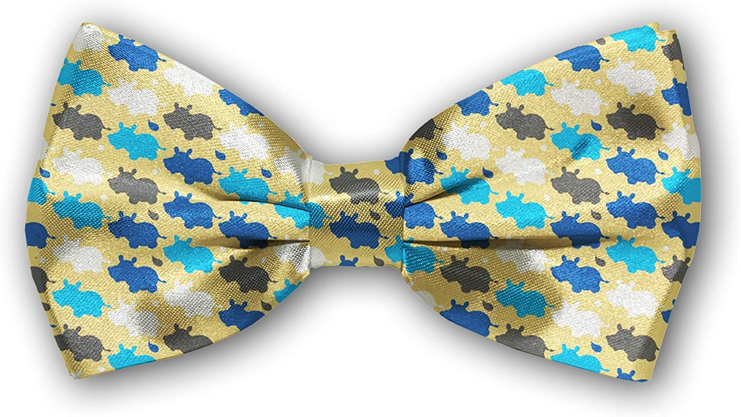 Special Campaign Bow Tie Max 58% OFF Tuxedo Butterfly Cotton for Bowtie Adjustable Mens Boys