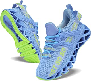 Boys Girls Shoes Breathable Running Walking Tennis Shoes Fashion Sneakers for Kids