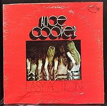 Alice Cooper - Easy Action (Straight) - Lp Vinyl Record