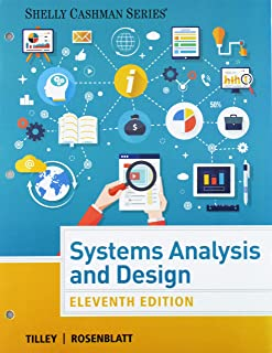 Bundle: Systems Analysis and Design, Loose-leaf Version, 11th + MindTap MIS, 1 term (6 months) Printed Access Card
