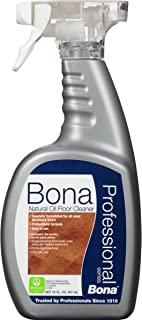 Bona Professional Series Natural Oil Hardwood Floor Cleaner, 32 oz