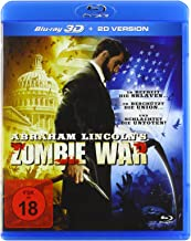 Abraham Lincoln's Zombie War anglais