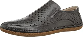 STACY ADAMS Men's Northpoint Moe Toe Slip-on Driving Style Loafer