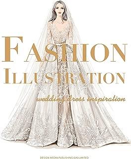 Fashion Illustration: Wedding Dress Inspiration