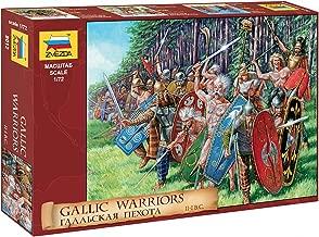 Zvezda Model 8012 Gallic Warriors Scale 1/72