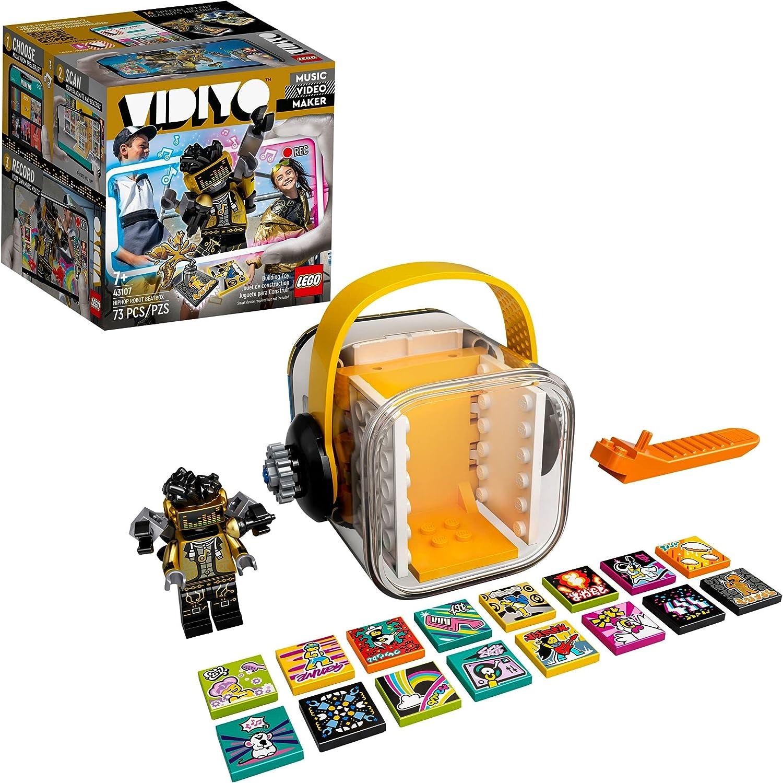 Lego Vidiyo Hiphop Robot Beatbox 43107 - Box and the contents