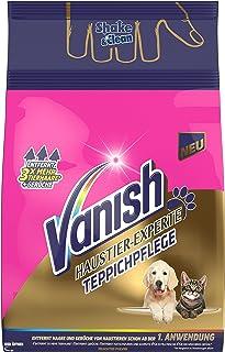 Vanish mascotas de Expertos,–Alfombra Almohadilla Limpieza y Cuidado, polvo, 750g
