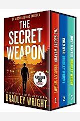 Alexander King Thriller Series: Books 1-3 Kindle Edition