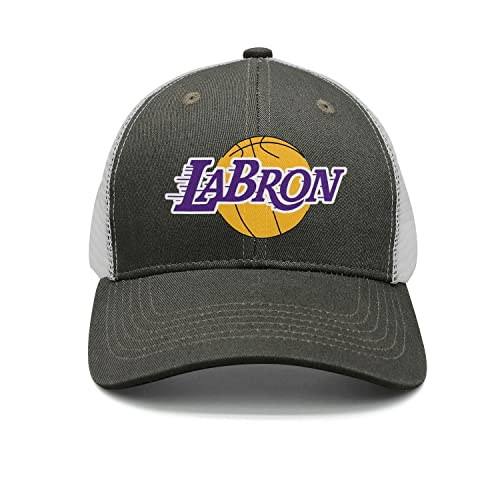 buy online ddfdd 66c1e Lebron James Lakers Hat: Amazon.com