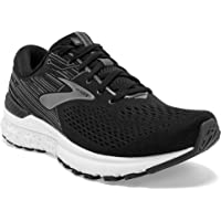 Brooks Adrenaline GTS 19 Mens Running Shoes (Black/Ebony/Silver)
