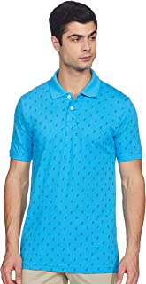 Amazon Brand - Symbol Men's Regular fit Polo