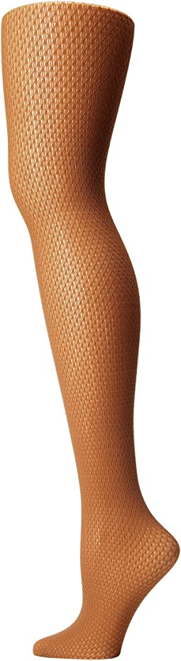 Rhomb Net Tights