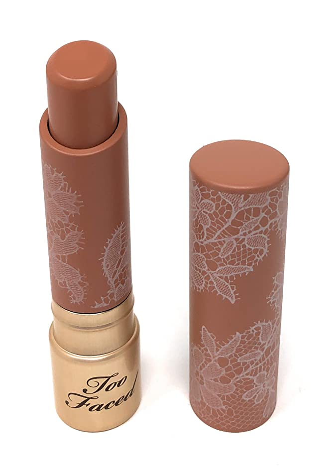 ヘルシー親十代の若者たちToo Faced Natural Nudes Intense Color Coconut Butter Lipstick Skinny Dippin'