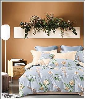 Kingsize Bedsheet 6pcs One Set High Cotton Quality Bedding Set Duvet Cover 10