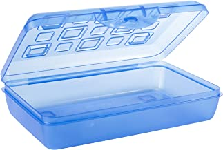 product image for Sterilite Pencil Box with Splash Tint Lid (17224812),Multicolor