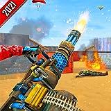 jogo de ataque de tiro de campo livre - simulador de arma de atirador 3D